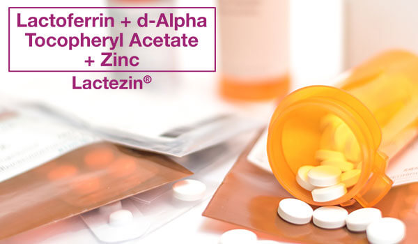 lactoferrin dosage for acne treatment