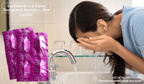 daily skin care routine for acne prone sensitive skin
